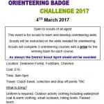 orienteering day